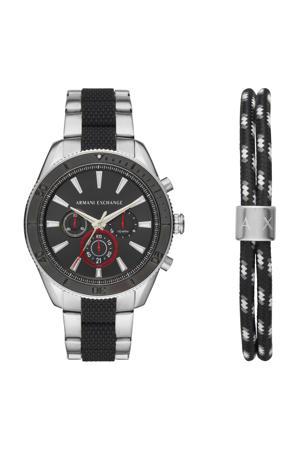 horloge AX7106 zilver