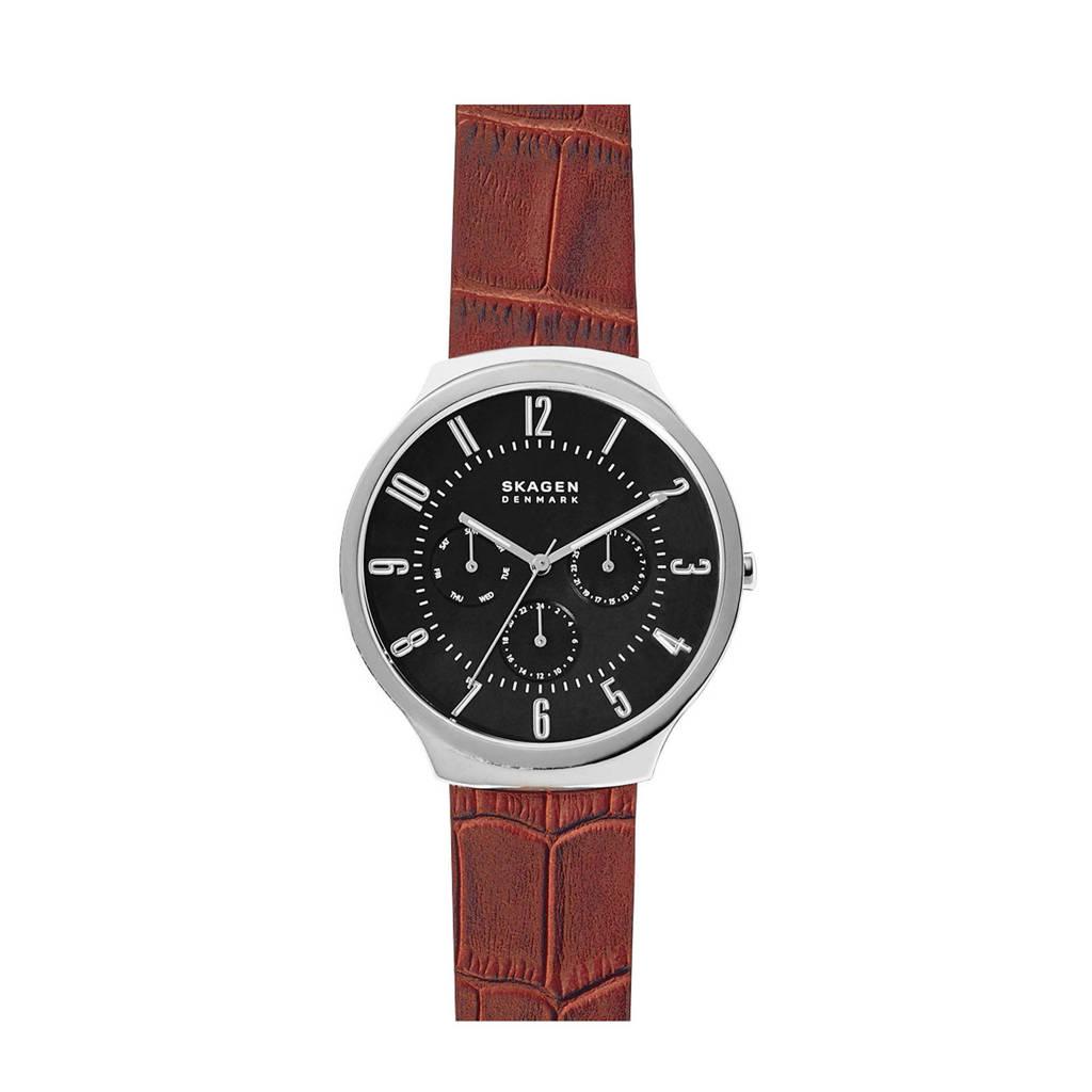 Skagen Grenen Heren Horloge SKW6536, Zilver