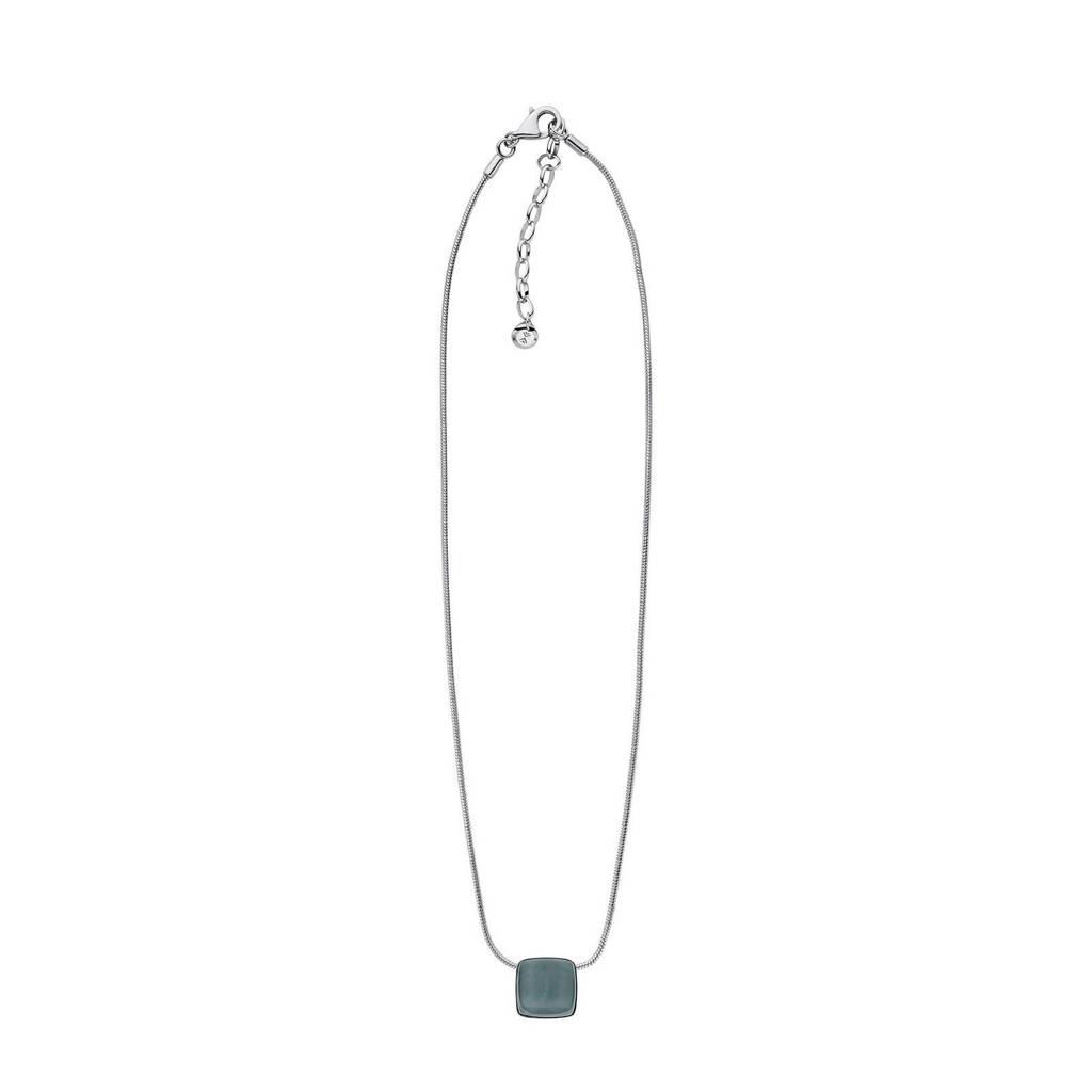 Skagen Sea Glass Dames Collier SKJ0868040, Zilver