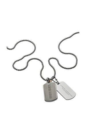 Double Dogtags Heren Collier DX1194040