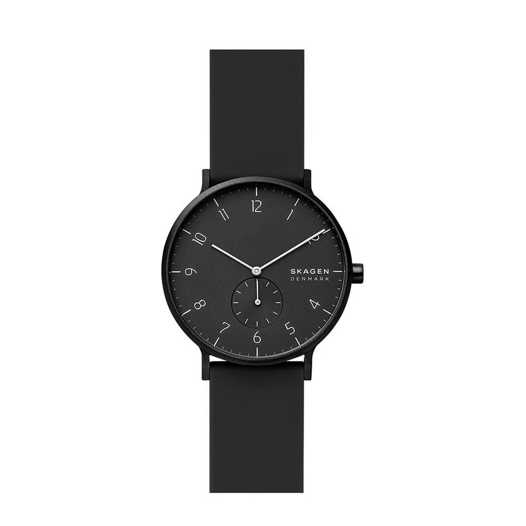 Skagen Aaren Heren Horloge SKW6544, Zwart