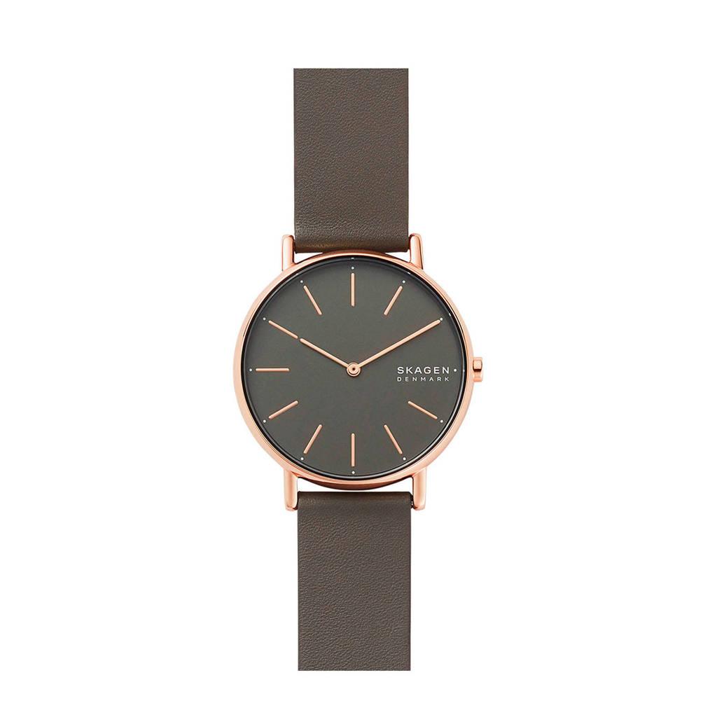 Skagen Signatur Dames Horloge SKW2794, Rosé
