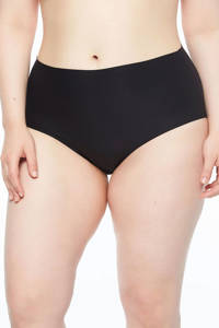 Chantelle maxislip one size Soft Stretch zwart, Zwart