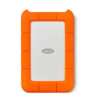 LaCie RUGGED USB-C 2.5 2TB harddisk, 2000