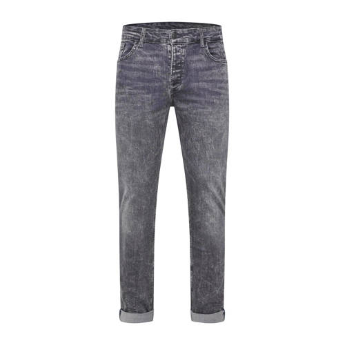 WE Fashion Blue Ridge skinny jeans grey denim