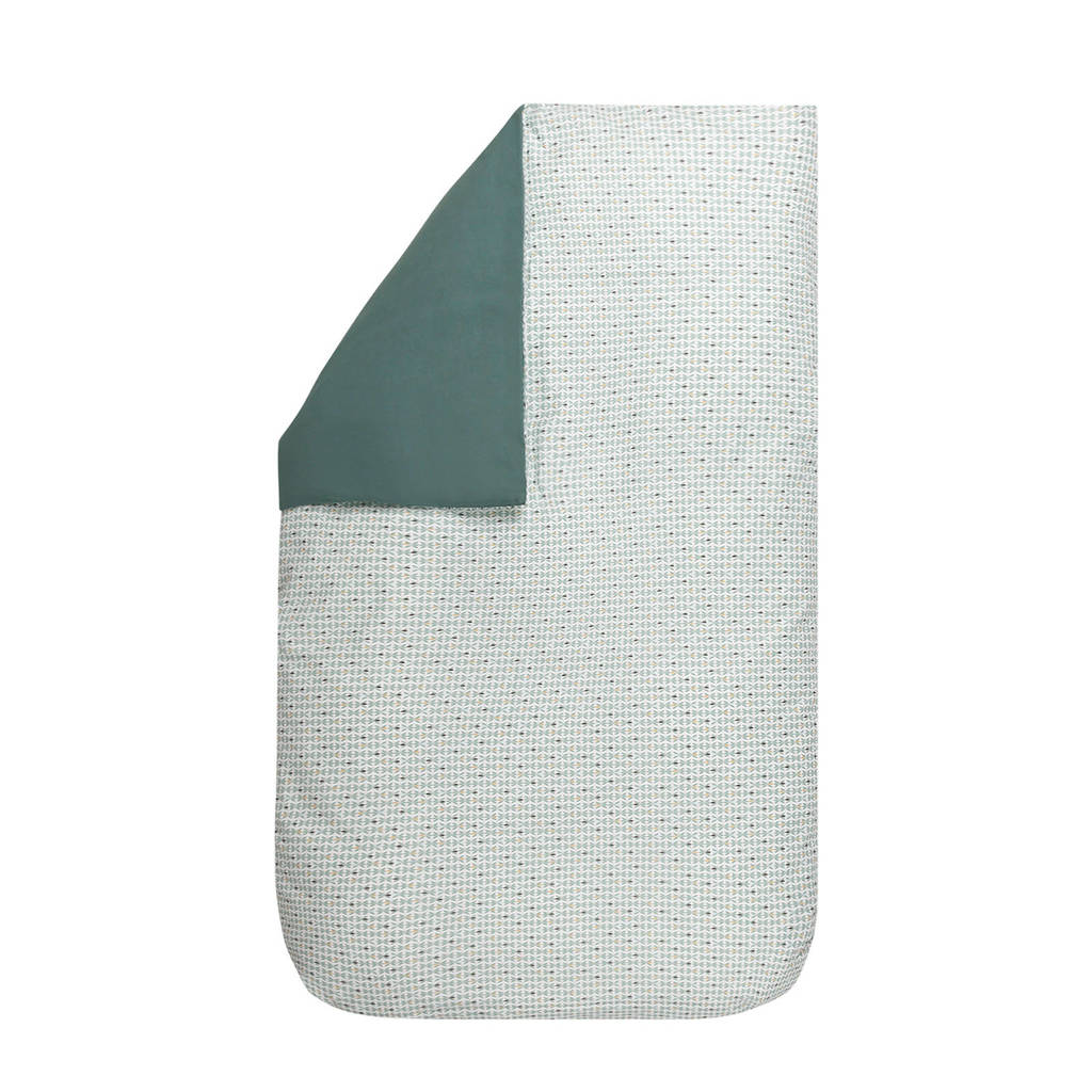 BINK Bedding dekbedovetrek 100x135 cm babette tijm, Babette Tijm