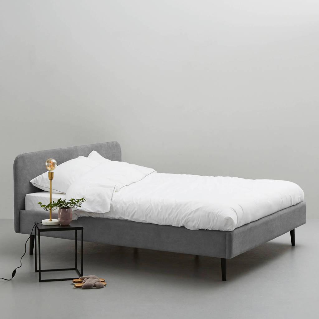 whkmp's own bed Portland  (160x200 cm), Grijs