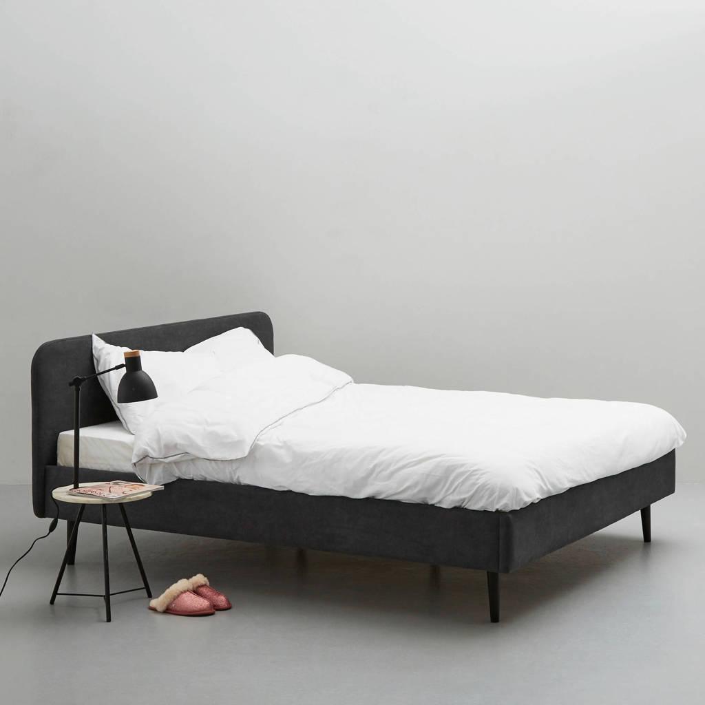 wehkamp home bed Portland  (140x200 cm), Antraciet