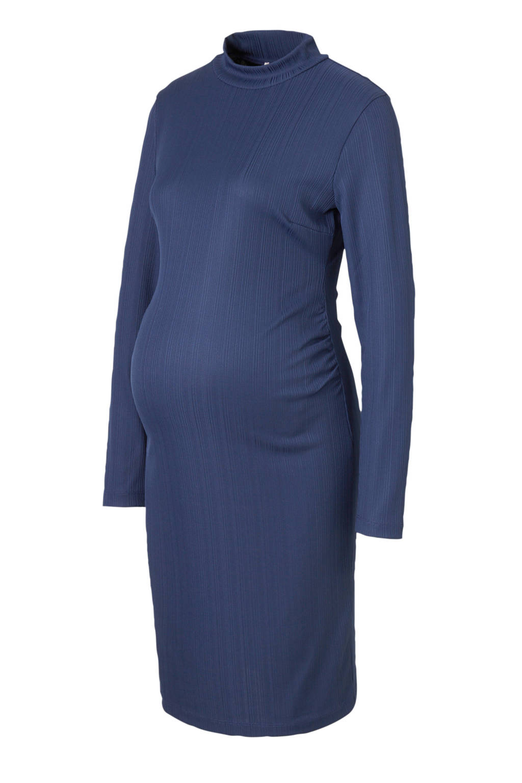 wehkamp zwangerschapsjurk donkerblauw, Donkerblauw