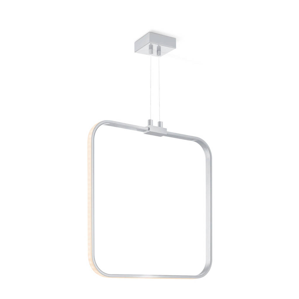 home sweet home hanglamp Quad, Zilver