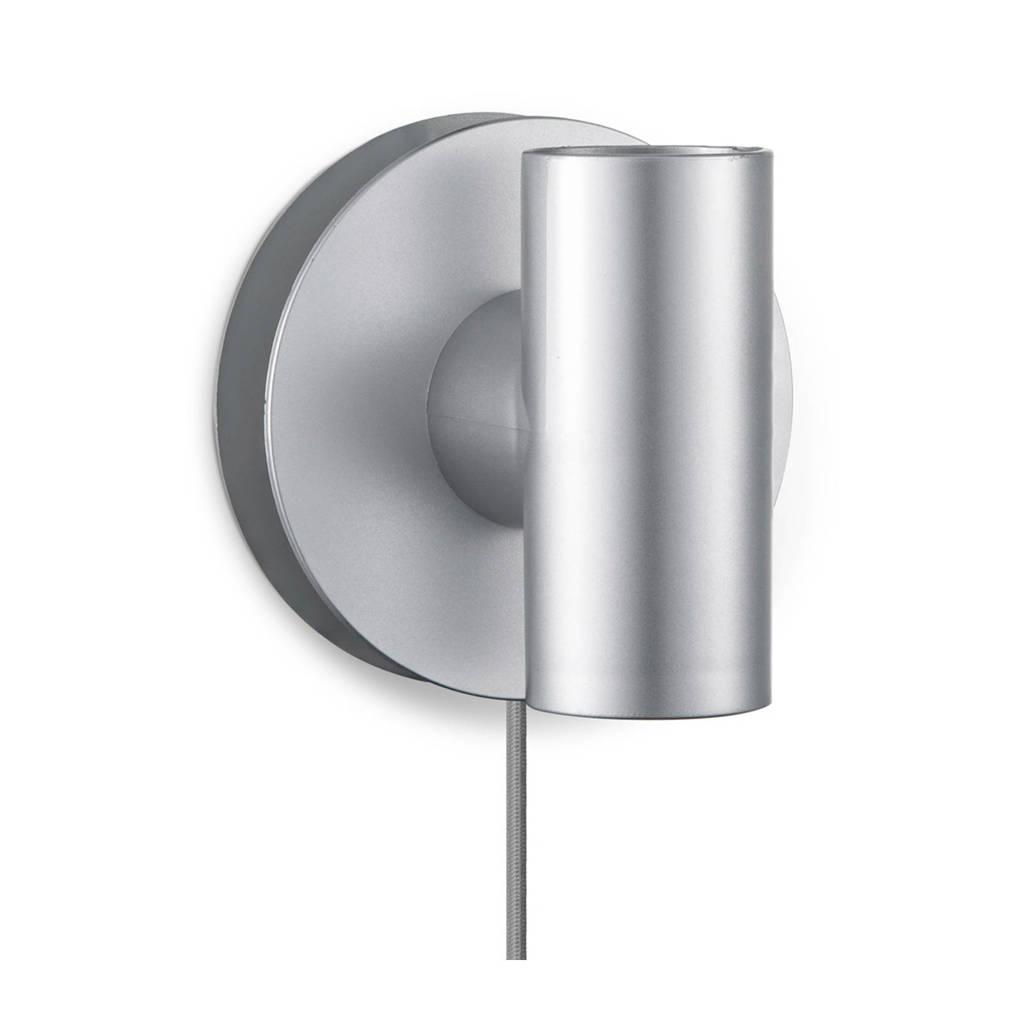 home sweet home wandlamp - Wally, Grey