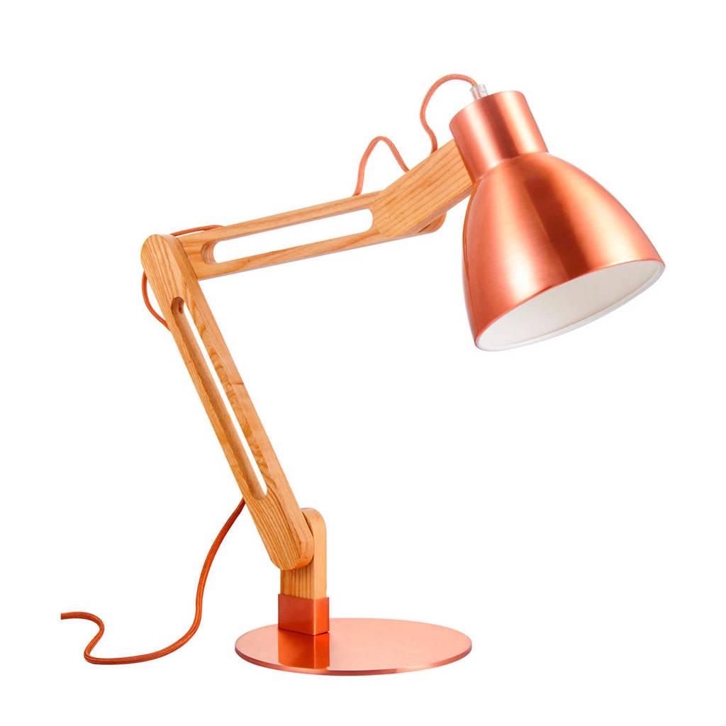 home sweet home bureaulamp, Koper