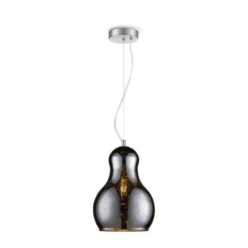 Home Sweet Home hanglamp Bello big 30 cm chroom
