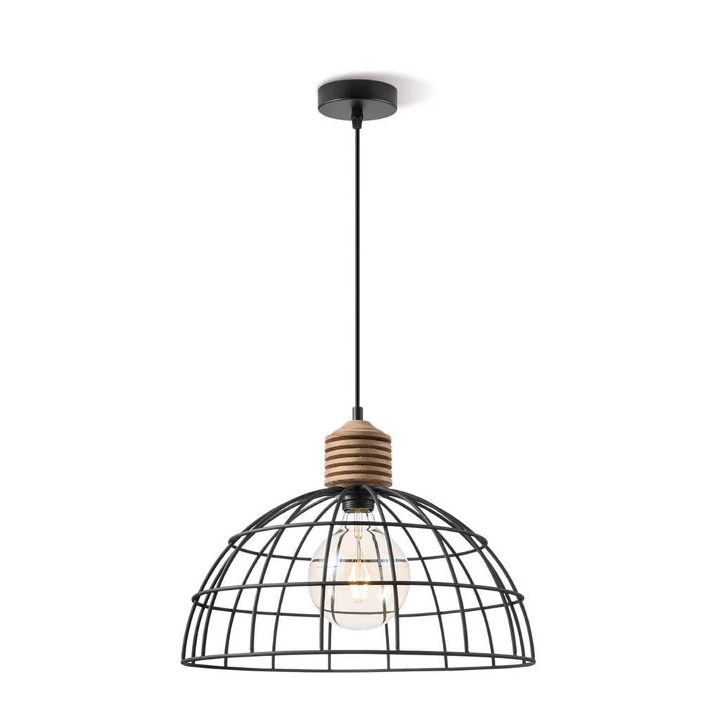 home sweet home hanglamp, Zwart