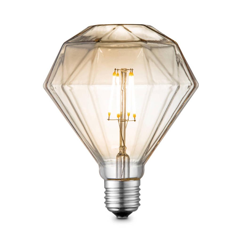 home sweet home LED lichtbron, Geel/oranje