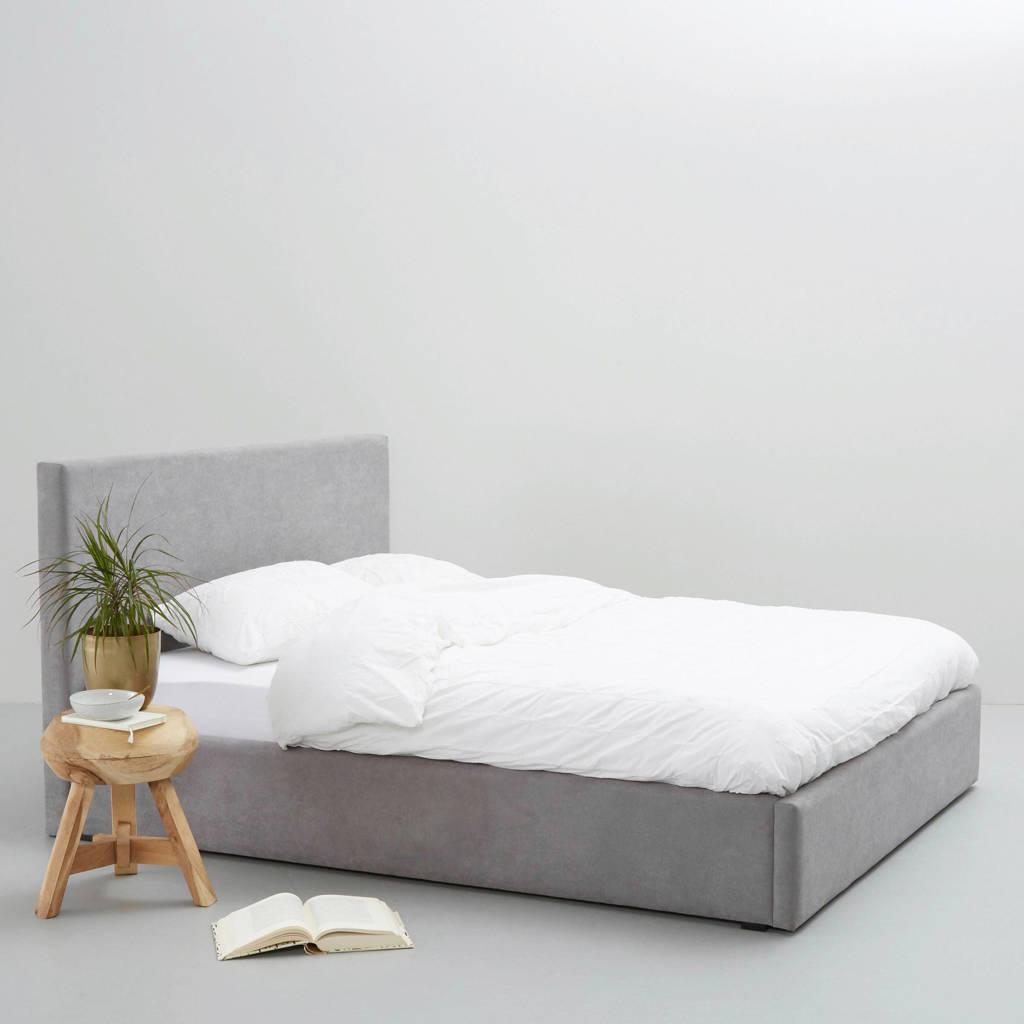 whkmp's own bed Agnes  (180x200 cm), Grijs