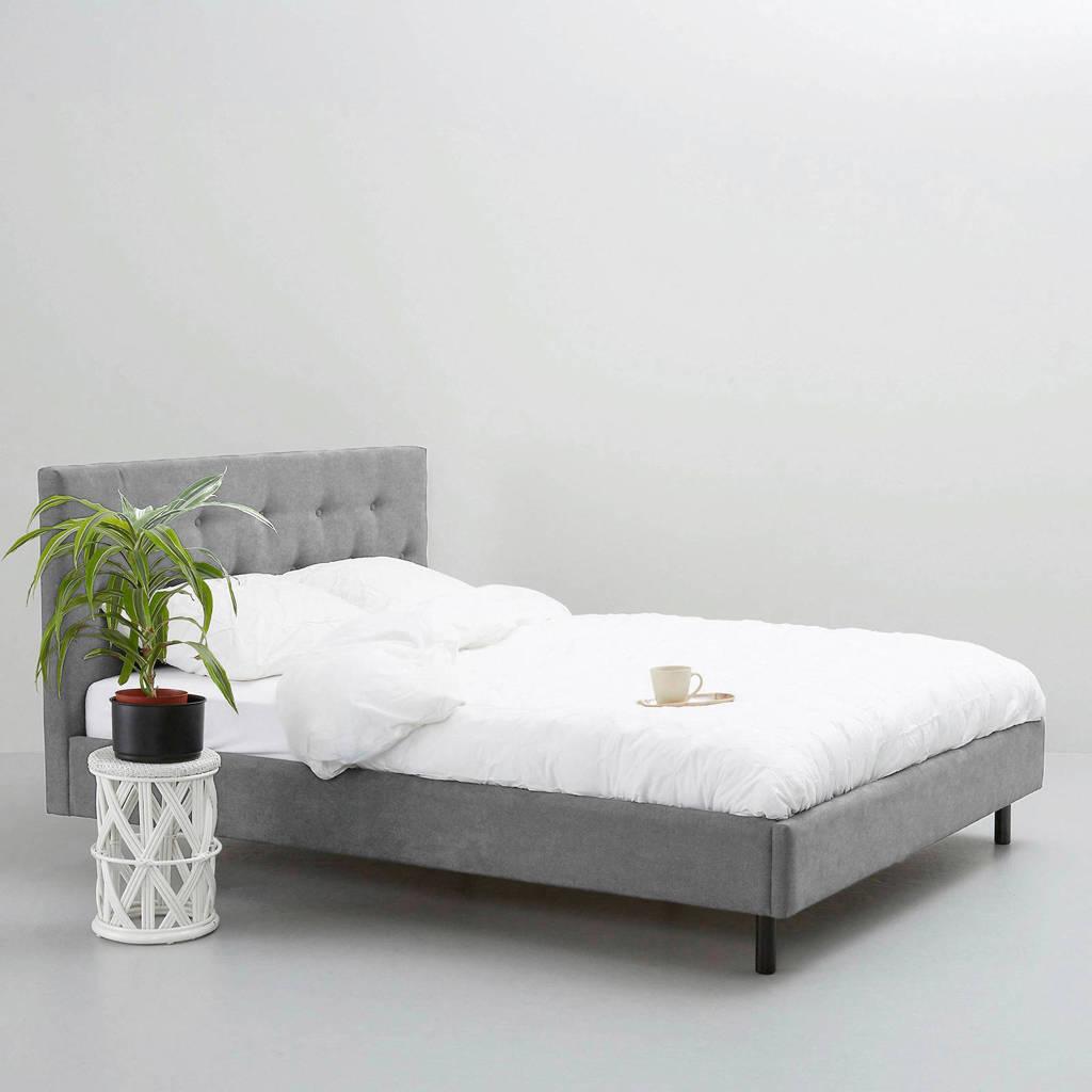 wehkamp home bed Montreal  (140x200 cm), Grijs