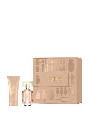 geschenkset eau de parfum + bodylotion - 130 ml