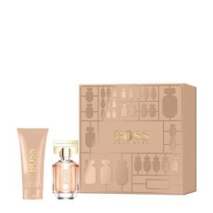 The Scent Geschenkset Eau de Parfum + Bodylotion - 130 ml