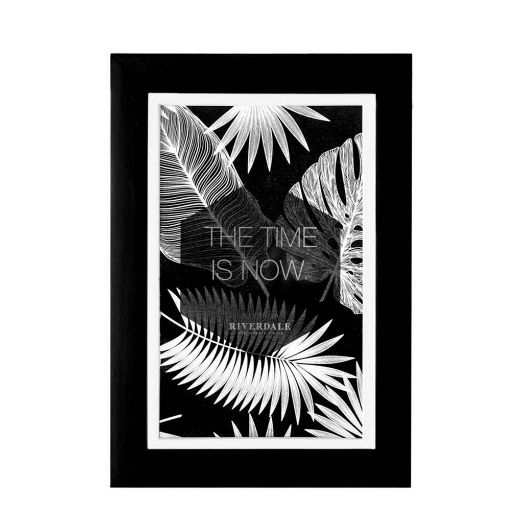 Riverdale fotolijst Moment (10x15 cm), Zwart