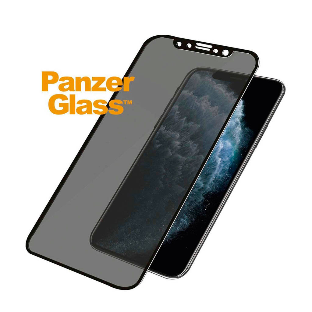 PanzerGlass Screenprotector, Black,Transparent