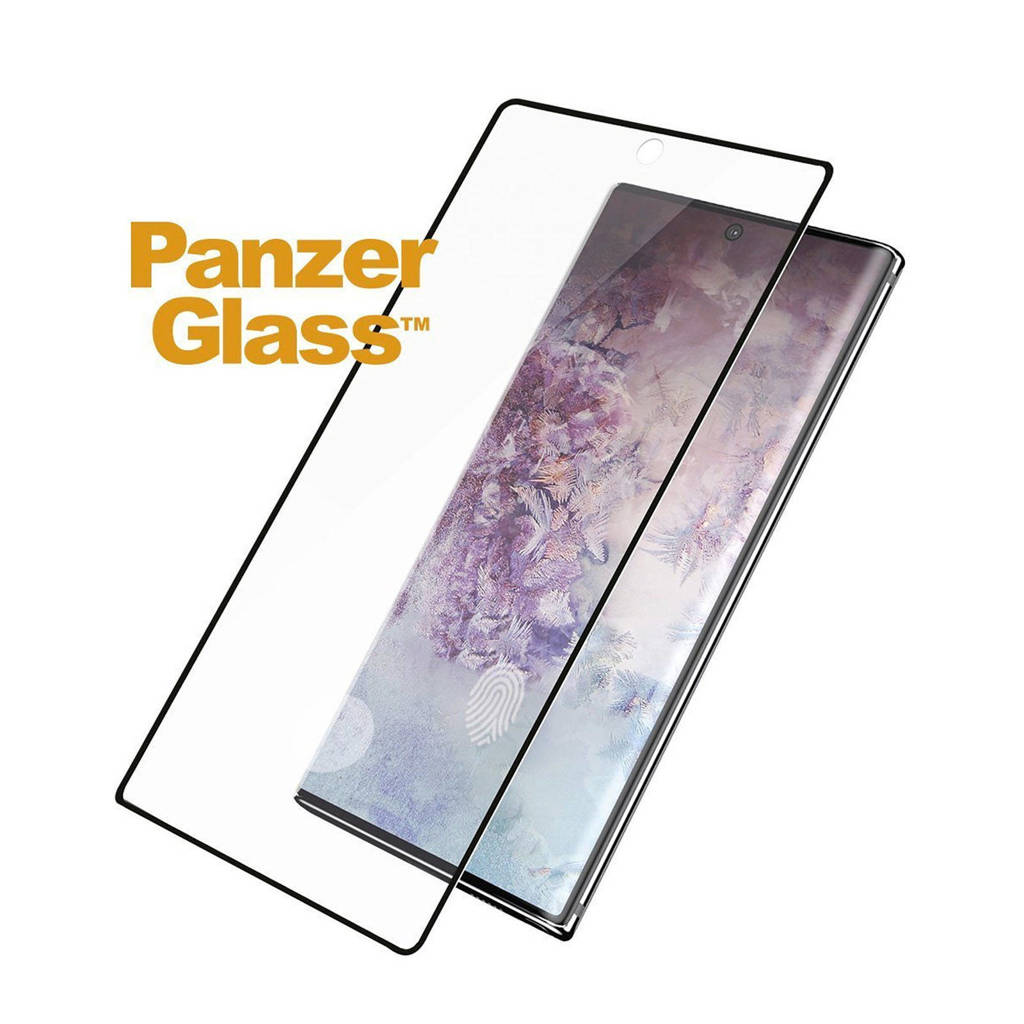 PanzerGlass Samsung Galaxy Note 10+ screenprotector, Transparant