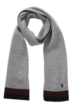 Sjaal Apparel grijs