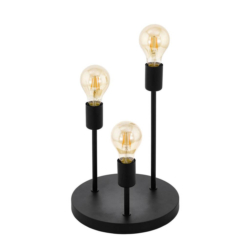EGLO tafellamp Wilmcote, Zwart