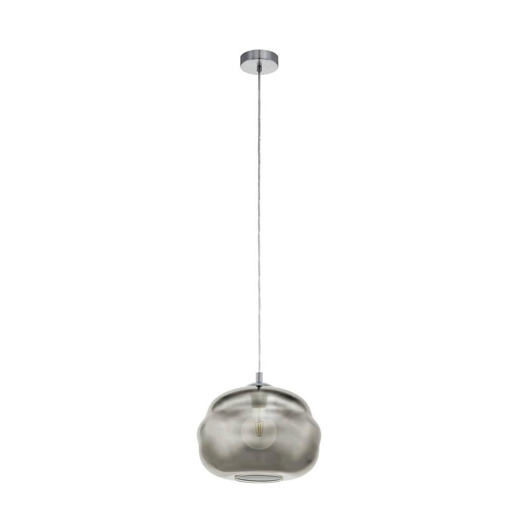 EGLO hanglamp Dogato, Chroom/zwart