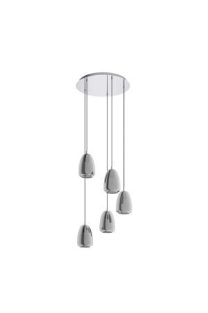 hanglamp Alobrase 5-lichts