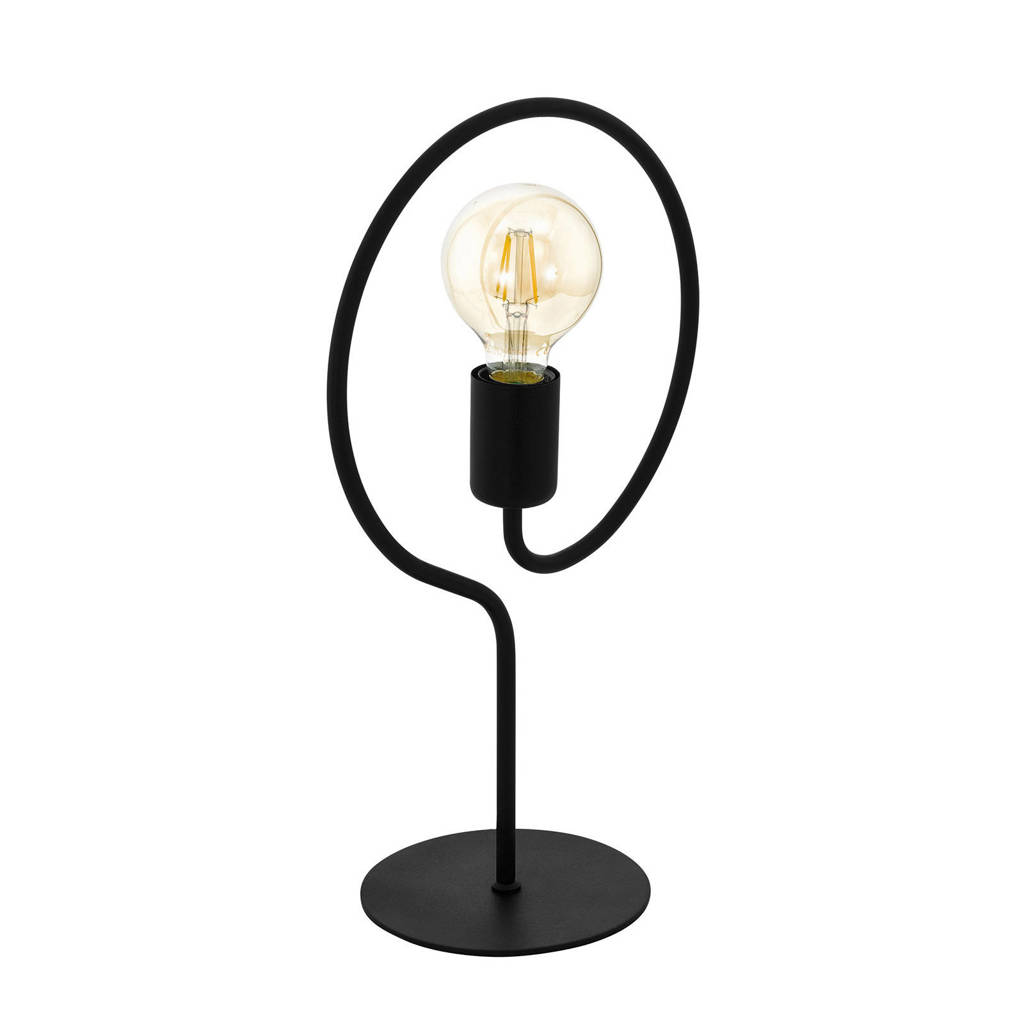 EGLO tafellamp Cottingham, Zwart