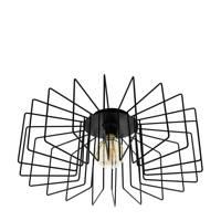 EGLO plafondlamp Tremedal, Zwart