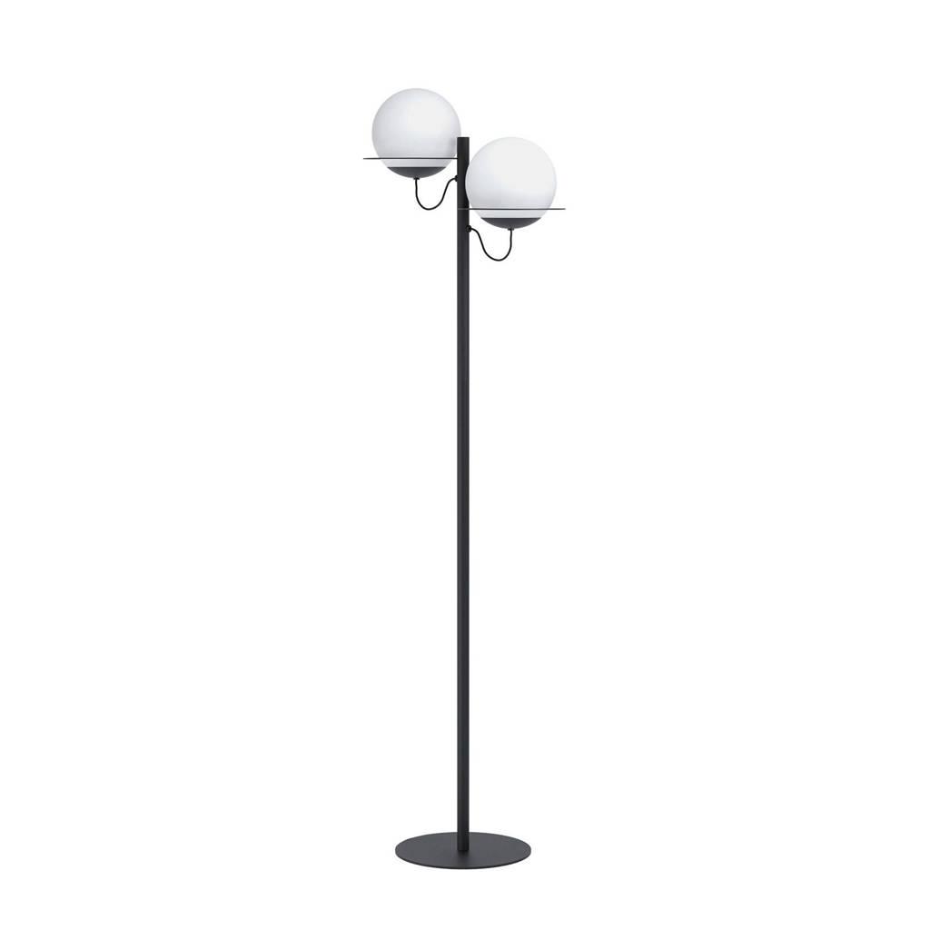 EGLO vloerlamp Sabalete, Zwart