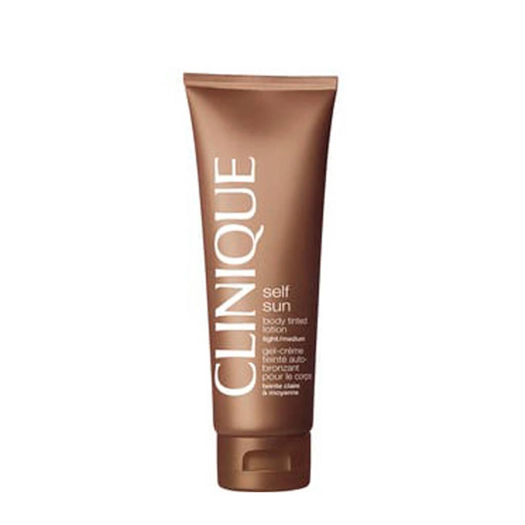 Clinique Self Tan Body Tinted Lotion Light/Medium - 125 ml