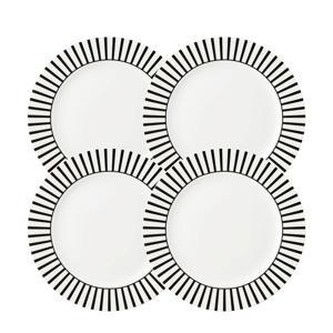 ontbijtbord (ø21 cm) (set van 4)