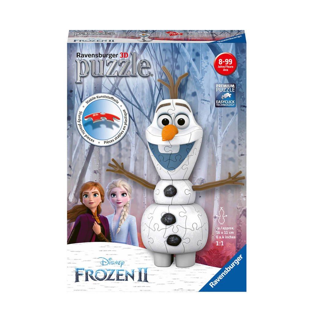 Disney Frozen 2 Olaf  3D puzzel 54 stukjes