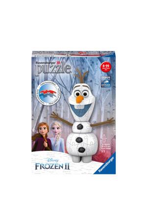 Olaf  3D puzzel 54 stukjes