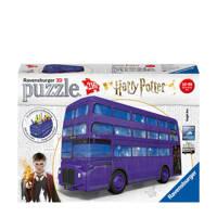 Ravensburger Harry Potter Bus  3D puzzel 216 stukjes