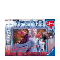 Disney Frozen 2   legpuzzel 24 stukjes