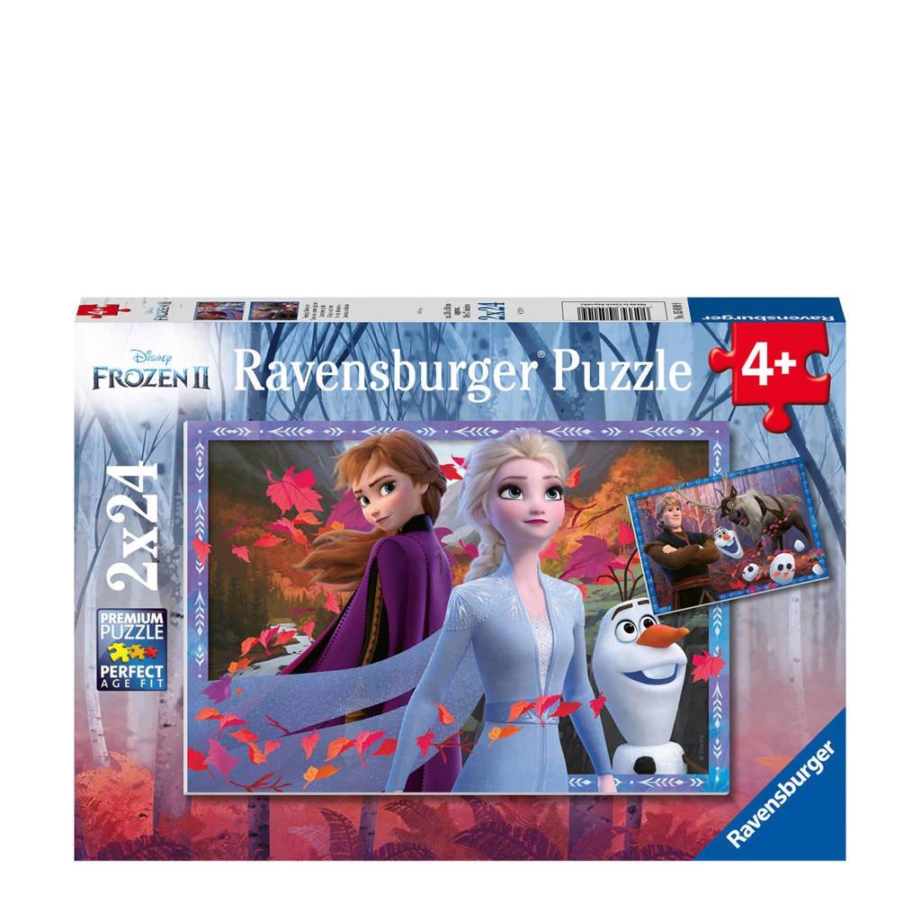 Disney Frozen 2   legpuzzel 48 stukjes