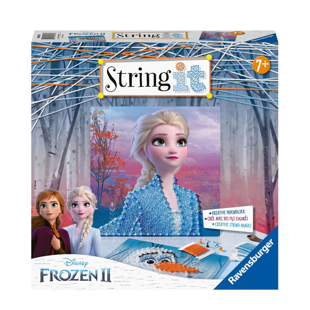 Disney Frozen 2  String It midi
