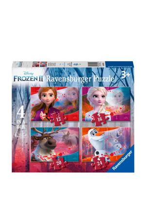 4-in-1 box  legpuzzel 72 stukjes