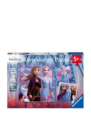 Disney Frozen 2   legpuzzel 147 stukjes