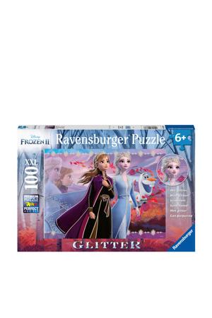 glitter  legpuzzel 100 stukjes