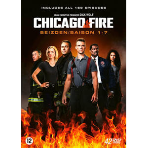 Chicago fire - Seizoen 1-7 (DVD)