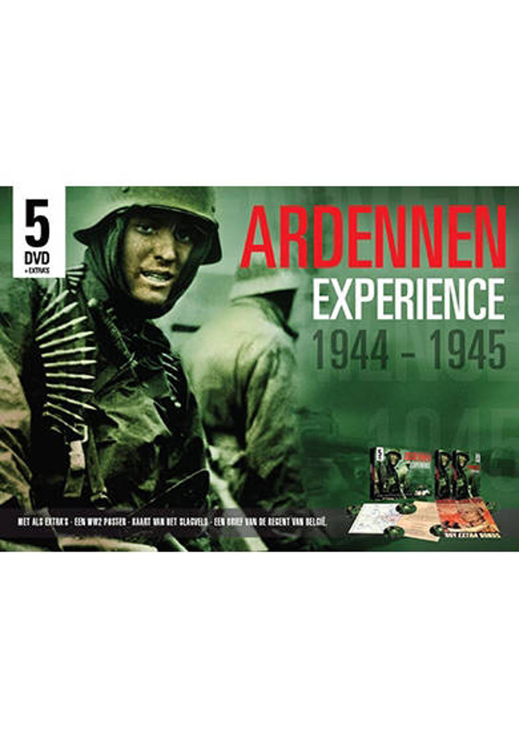 Ardennen 1944-1945 (Collectors edition) (DVD)