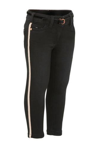 Palomino skinny jeans met zijstreep