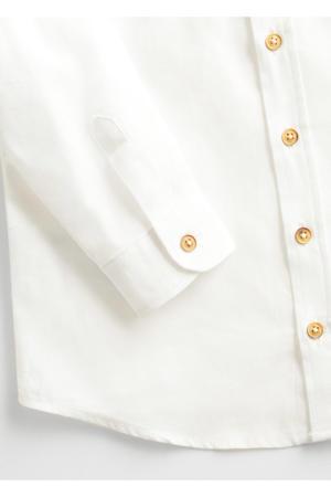 overhemd offwhite