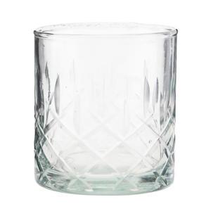Vintage whisky glas (Ø8 cm)