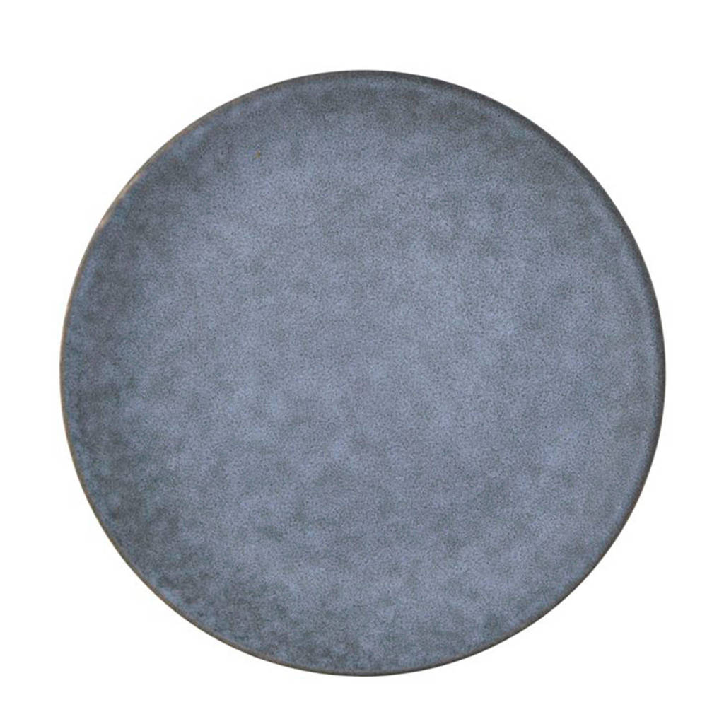 House Doctor Grey Stone dinerbord  (ø24,5 cm), Grijs